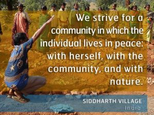 What is an Ecovillage 3