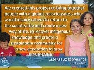 What is an Ecovillage 8