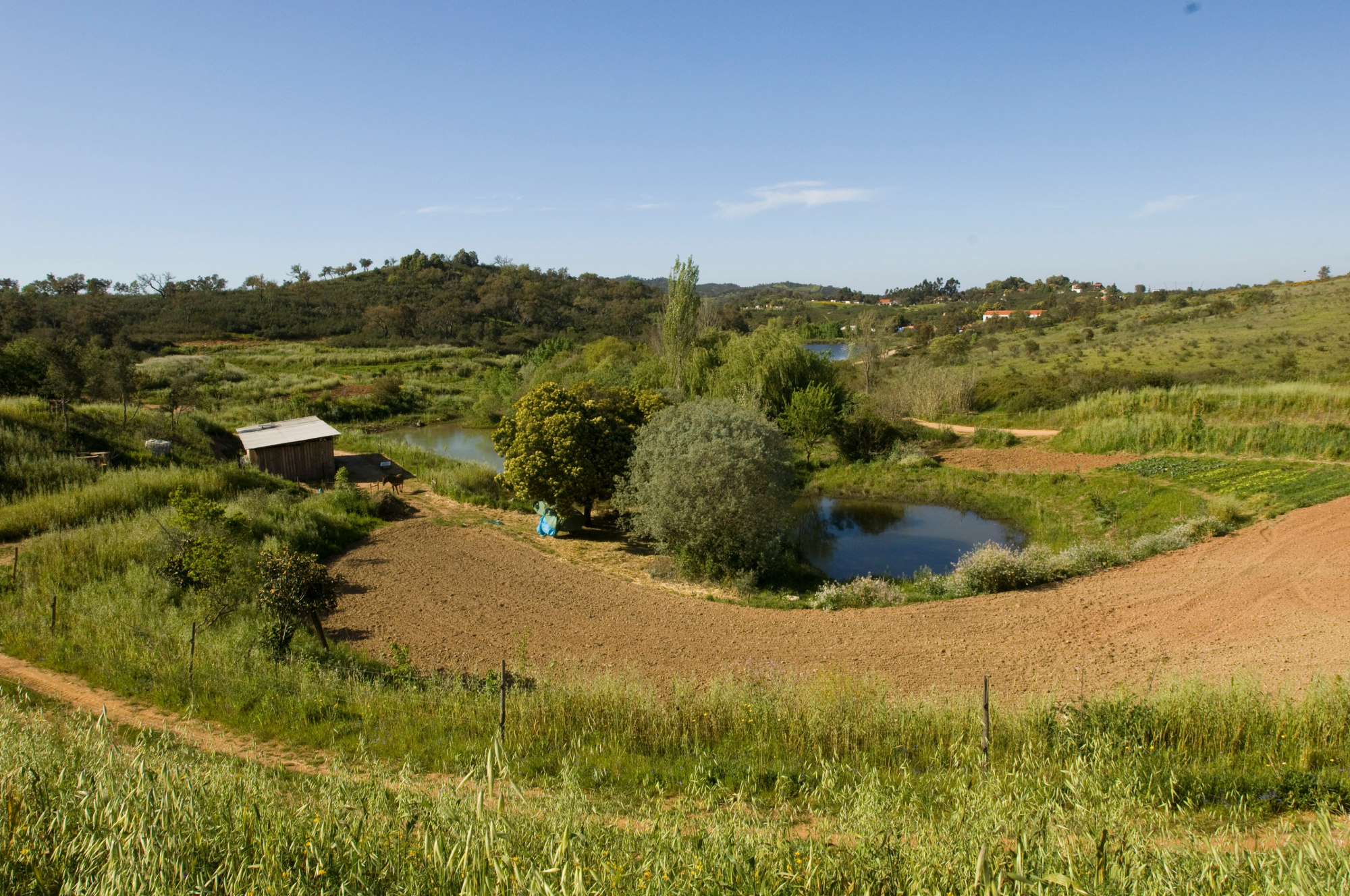 Water Retaining Landscape : Improving nationally determined contributions indcs