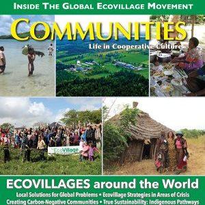 Communities Magazine #171 (Summer 2016) - Ecovillages Around the World