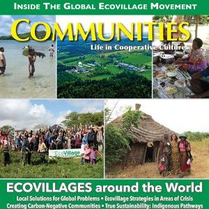 Communities Magazine #171 (Summer 2016) - Ecovillages Around the World