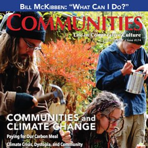 Communities Magazine #174 (Spring 2017) - Communities and Climate Change