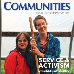 Communities Magazine #172 (Fall 2016) - Service and Activism