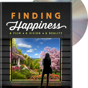 Finding Happiness DVD
