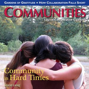 Complete Set of Back Issues of Communities Magazine