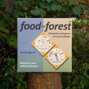 Food Forest Game card deck