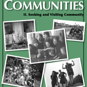 Best of Communities: II. Seeking and Visiting Community