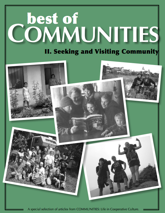 Best of Communities: II. Seeking and Visiting Community