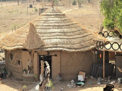 Sustainable and affordable housing in Pushkar