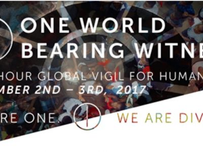 One World Bearing Witness