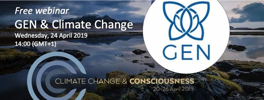Climate Change Webinar GEN CCC2019