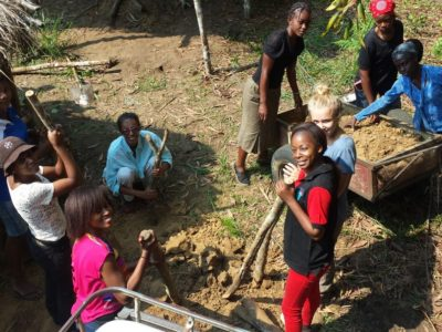 Democratic Republic of Congo delivers its annual Ecovillage Design Education (EDE) course
