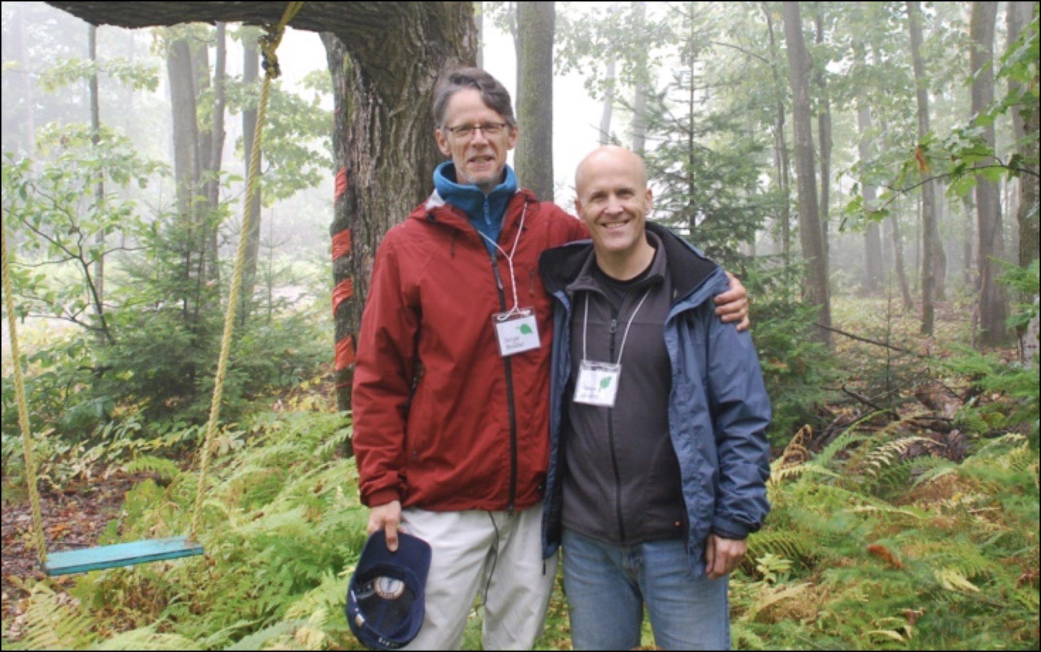 Serge Bolduc and Simon Leclerc, Terre de la Reunion