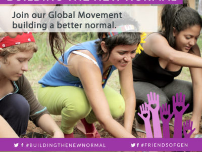 Friends of GEN – Building the New Normal!