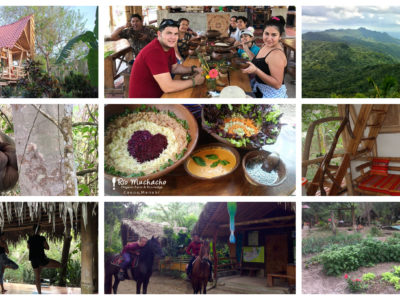 Rio Muchacho, Ecuadorian Organic Farm, Ecolodge, and emerging Ecovillageis recruiting new members