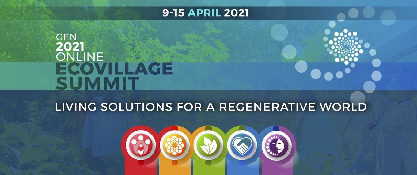 Ecovillage Summit 2021 Save the date