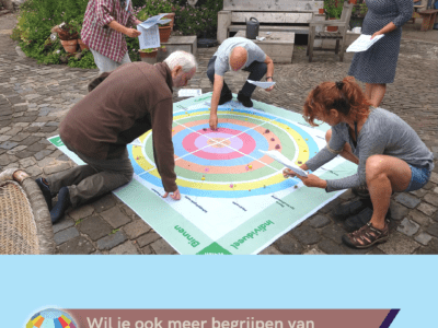 GAIA Netherlands will facilitate a blended (online and in person) EDE, Ecovillage Design Education course
