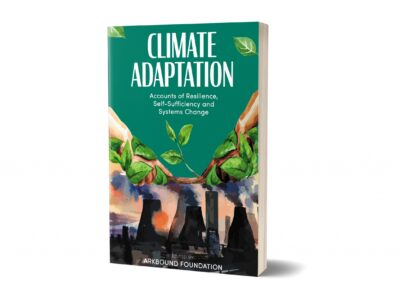 GEN Research featured in the book 'Climate Adaptation: Accounts of Resilience, Self-Sufficiency and Systems Change'