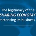 The legitimacy of Sharing Economy