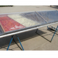 Solar tunnel drier